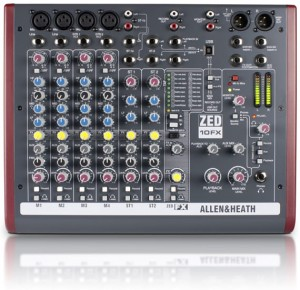 Allen&Heath ZED10FX mikser audio