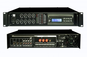 RH Sound SE-2180B-DVD/MP3