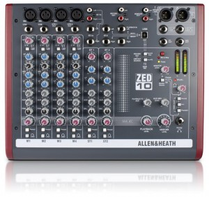 ALLEN&HEATH ZED10 mikser audio