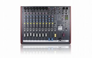 ALLEN&HEATH ZED60-14FX mikser audio