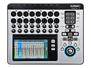 QSC TouchMix 16 mikser cyfrowy