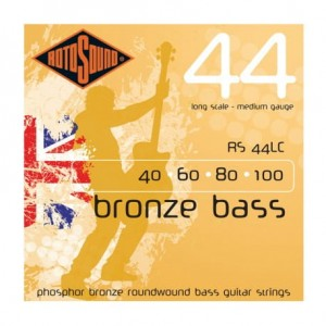 Rotosound RS44LC bronze bass