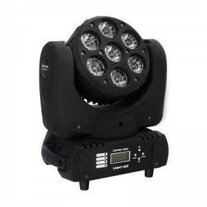 Light GO! MULTI BEAM 100 CREE 7x12W 4in1 RGBW
