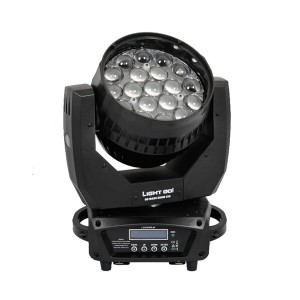 LightGO! GO WASH ZOOM 300 OSRAM 19x15W RGBW